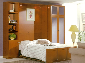 armoire lit extra plat armoire lit diffusion. Black Bedroom Furniture Sets. Home Design Ideas